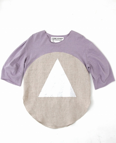 COSMIC WONDER Light SourceTRIANGLE PRINTED TOP COSMIC WONDER Light Source/コズミックワンダーライトソース Palm maison store