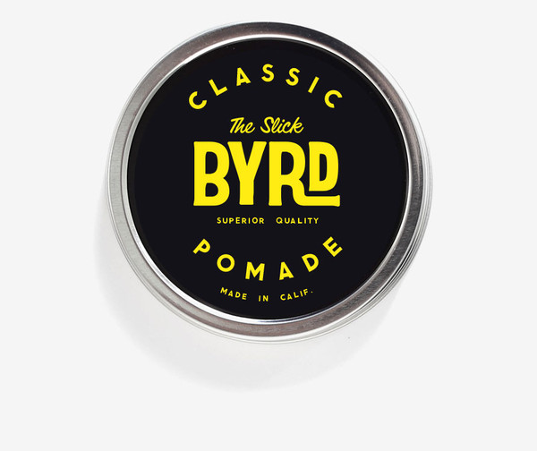 Classic Pomade 1 oz. – BYRD Hairdo Products