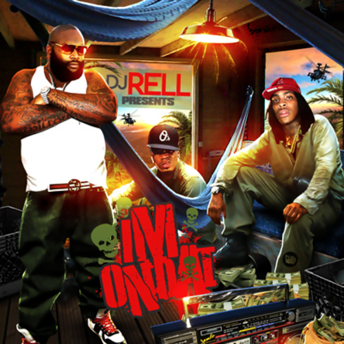 Various Artists - Im On Dat Hosted by Dj Rell // Free Mixtape @ DatPiff.com
