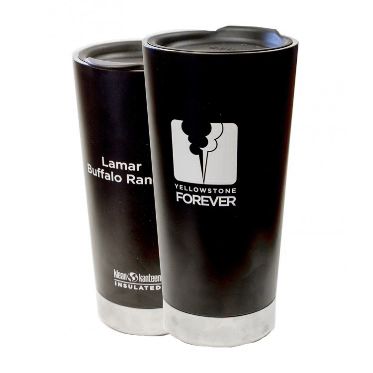 LBR Insulated Tumbler - Yellowstone Forever - Collectables