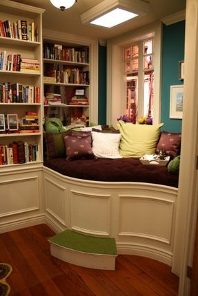 50 Super ideas for your home library. A necessary little ... | LOVE I…