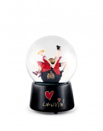 Lanvin - Mother and daughter snowglobe - Gifts