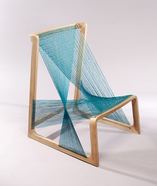 Silk Chair Design by Alvi Design | furnivo