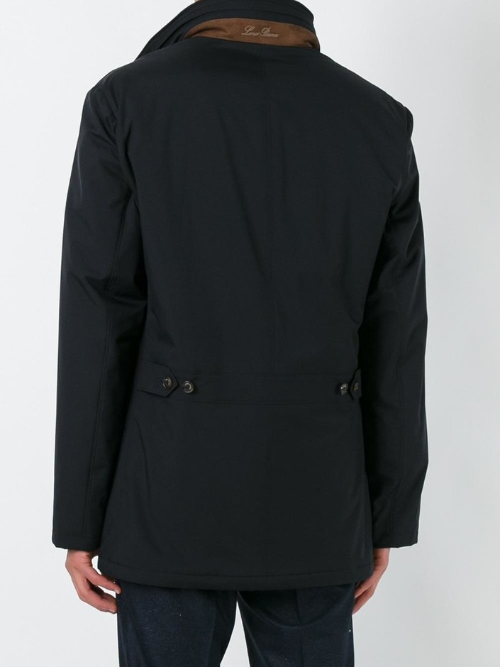 Loro Piana Winter Voyager コート - Du Broliai - Farfetch.com