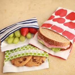 Lunchskins Reusable Sandwich and Snack Bags available for Bulk Orders/Fundraising