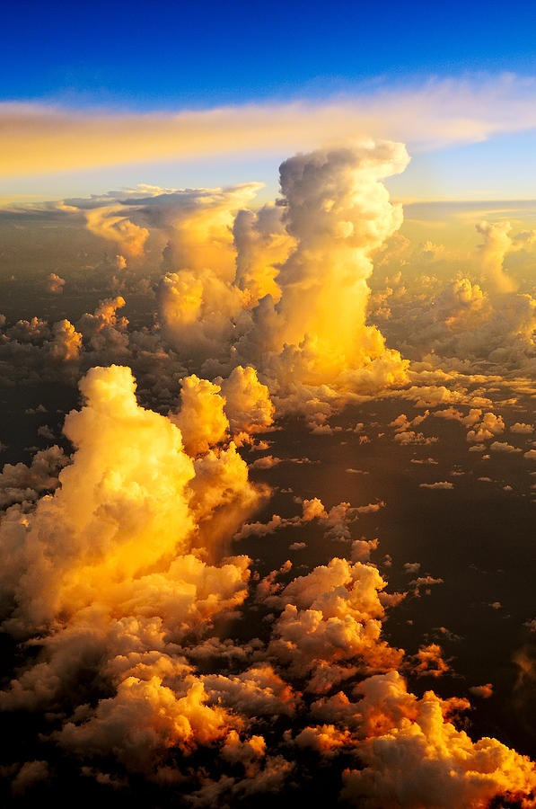 ✯ Sunset In The Skies | Cloud