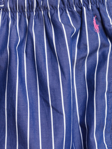 Polo Ralph Lauren Striped Pyjama Bottoms in Blue for Men (sky) | Lyst