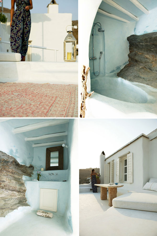 Charming Traditional Greek Home on the Island of Tinos | Freshome