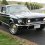 1968 Ford Mustang Fastback J Code
