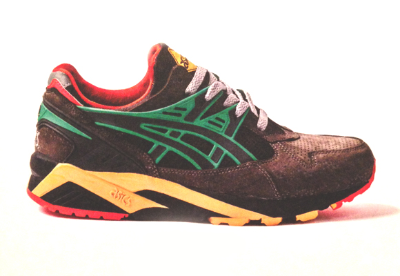 TENISUFKI.EU - Packer Shoes x Asics Gel Kayano Trainer - All Roads Lead to Teaneck