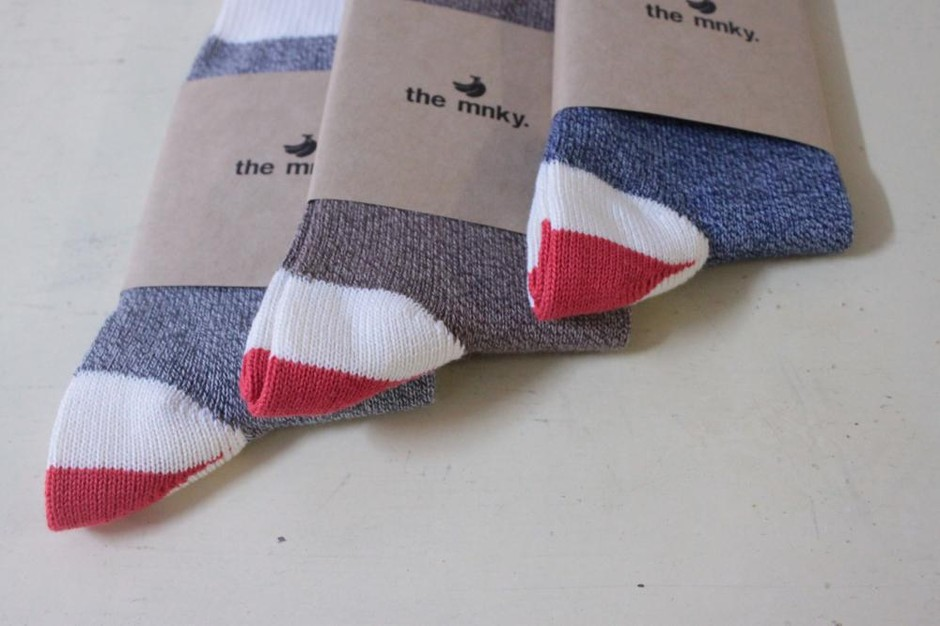 monkey socks. - circus e-boutique