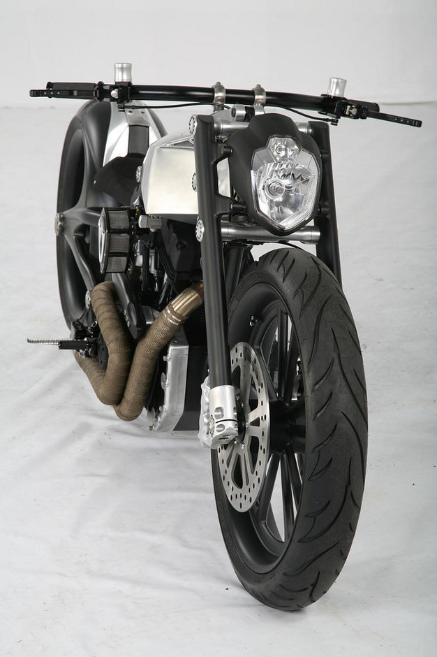 "Racing Cafè: ""18"" by Kreater Custom Motorcycles"