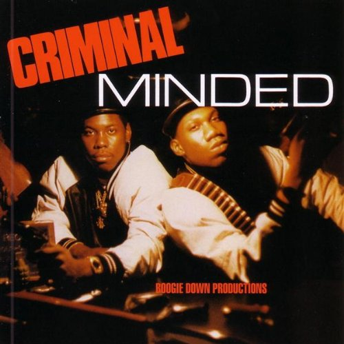 Amazon.co.jp: Criminal Minded: Boogie Down Productions: 音楽