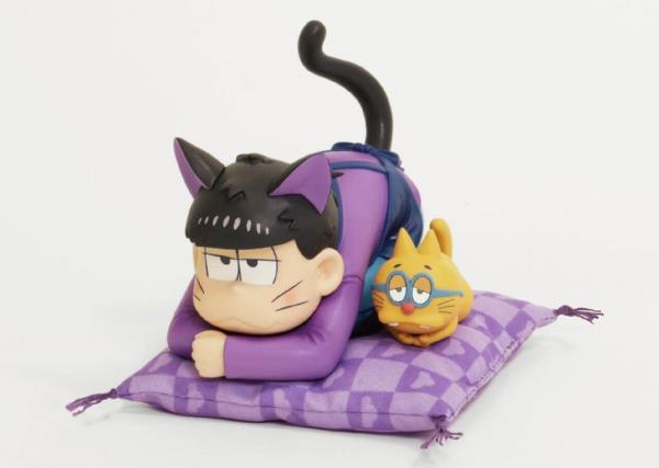 "Anime figure ""Osomatsu-san & Mr. Esper puss - ZenMarket.jp - Japan Shopping & Proxy Service"