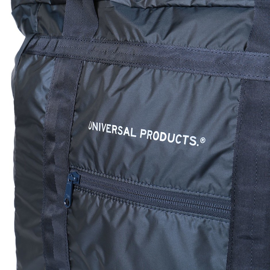UNIVERSAL PRODUCTS / ユニバーサルプロダクツ   2 WAY BAG - Navy   通販 - 正規取扱店   COLLECT STORE / コレクトストア
