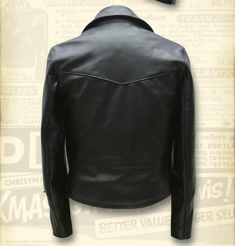 Lewis Leathers - Motor Cycle Scooter and Motor Clothing - Product Info