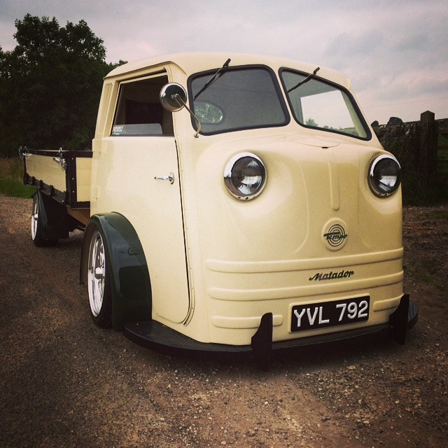 LimebugさんはInstagramを利用しています:「Who's coming to see that #Matador at #Stanford Hall this Sunday #limebug #tempomatador #vwshow #vwseason #tempo http://www.limebug.com」
