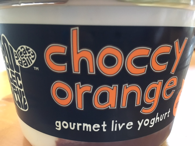 Varietats: Choccy Orange by The Collective
