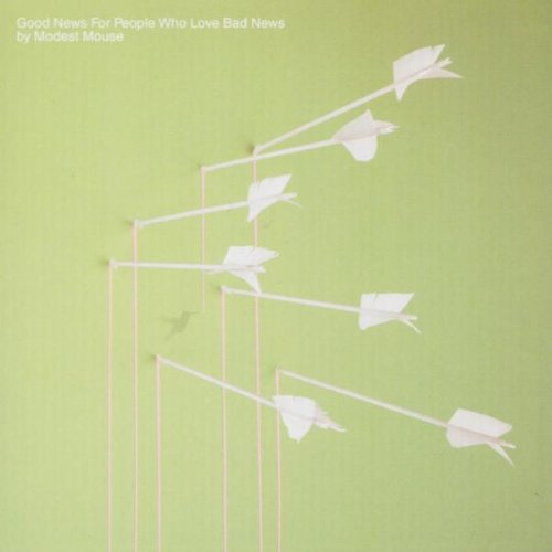 Amazon.co.jp: Good News for People Who Love Bad News: Modest Mouse: 音楽