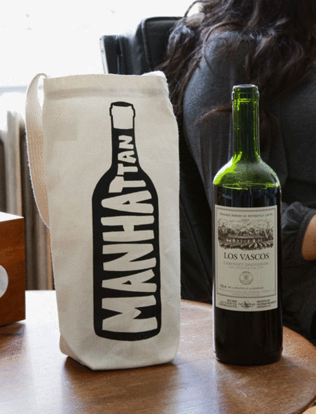 Tuscany Wine Tote by Maptote : Wantist