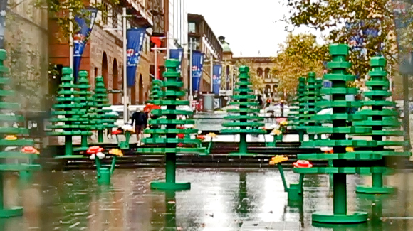 See the LEGO Forest grow - News - LEGO® Festival of Play