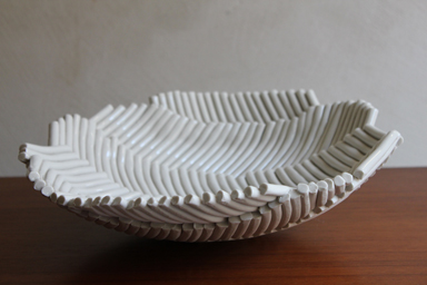 MoMA | The Collection | Enzo Mari. Samos Bowl (model Q). 1973