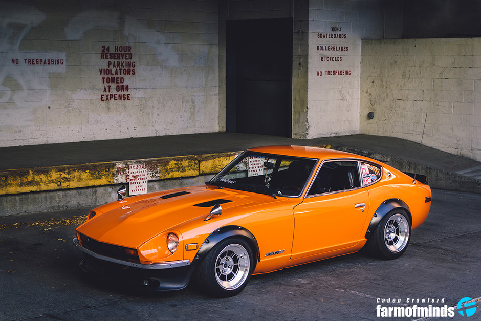 Hunter's 280z - Farmofminds