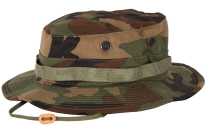 Propper Tactical Ripstop Boonie Hat - Woodland