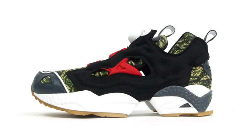 INSTA PUMP FURY 「EXPANSION x mita sneakers」 CAMO/BLK/GRY/RED リーボック Reebok | ミタスニーカーズ|ナイキ・ニューバランス スニーカー 通販