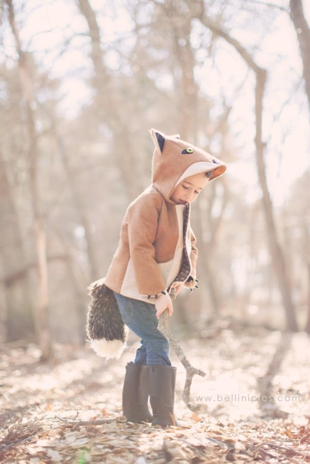 Kids fantastic Little Fox Coat. Omg I love it | Things I like