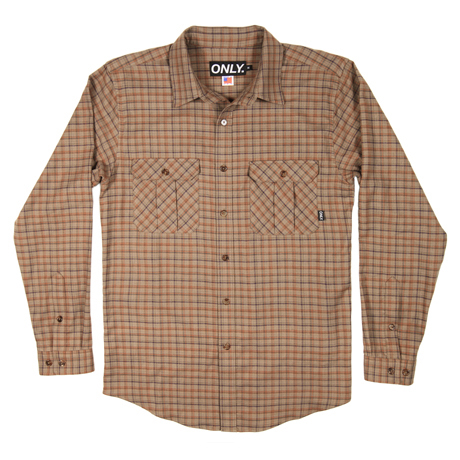 ONLY NY | STORE | Cut & Sew | Country Flannel Shirt