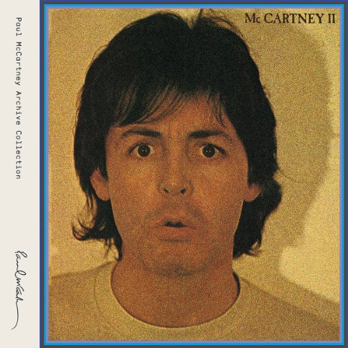 Amazon.co.jp: Mccartney II: Paul Mccartney: 音楽
