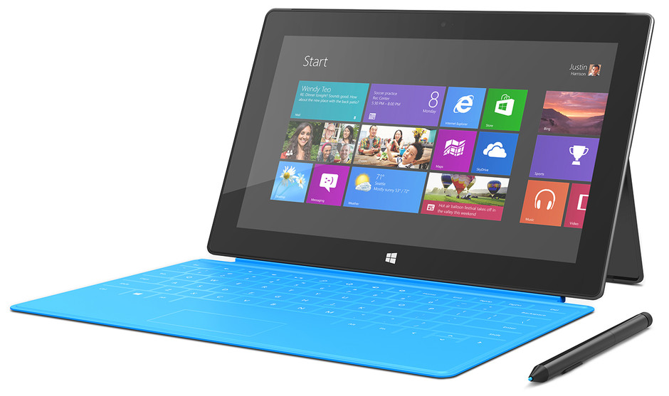 DailyTech - Surface Pro Reviews: Excellent Performance, Gorgeous Screen, Poor Battery Life