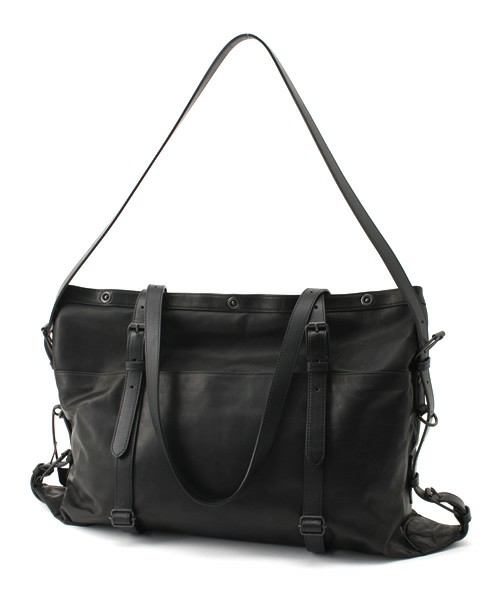 PATRICK STEPHAN / Leather Bag 'atelier'M(ショルダーバッグ) - ZOZOTOWN