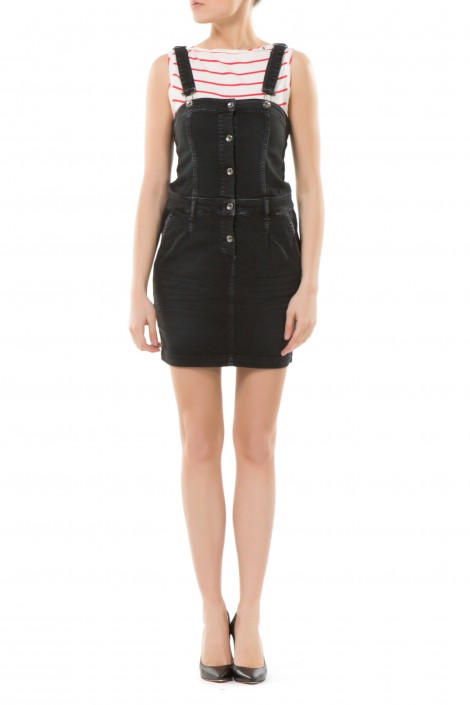 MELINE SAL.SKIRT 0200 - Dresses & Dungarees - Clothing & Accessories - Woman - Gas Jeans online store
