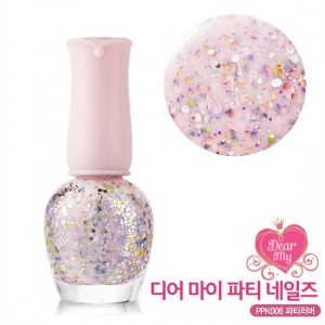 ETUDE HOUSE Dear My Party Nails, PPK006 Party Lover - mynameiskorean.com