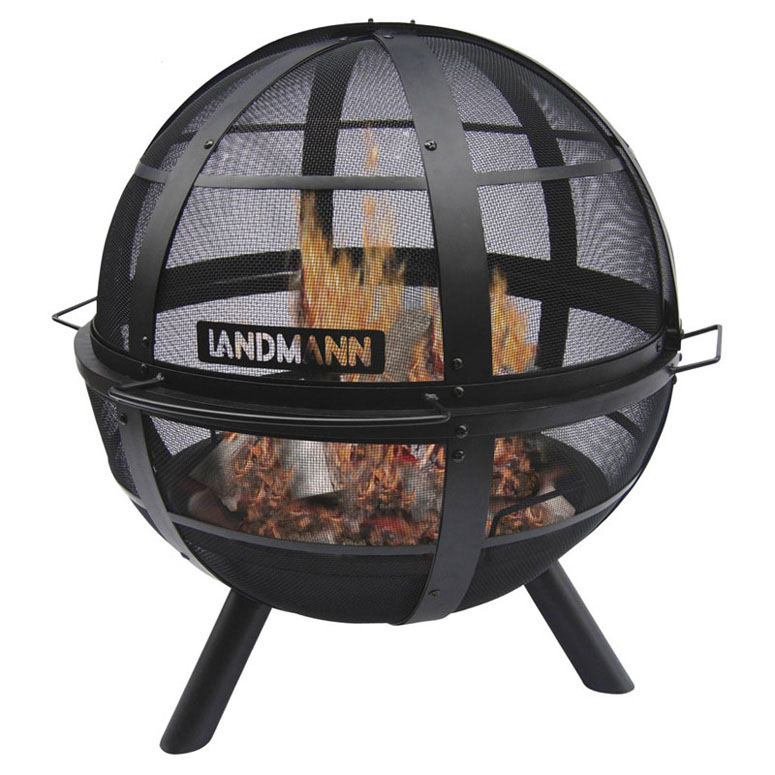 The Green Head - Landmann Ball O' Fire Firepit