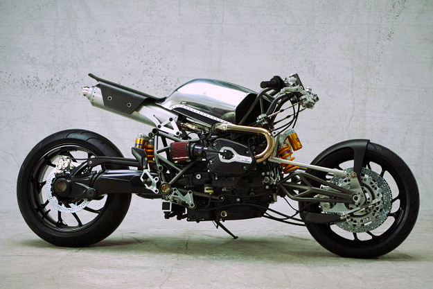 BMW POWERED CUSTOM MOTORCYCLE. « MFest – The Only True Online BMW Family