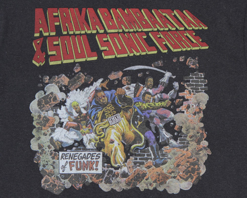 BBP ONLINE STORE - SOUL SONIC JOINT FORCE TEE