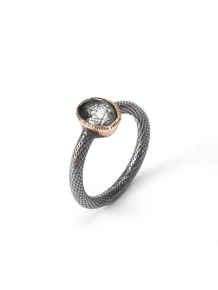 DECOdeBONAIR|Rusty Thought|Gem Ring Tourmaline|リング|Shops(しょっぷす)|H.P.F, MALL