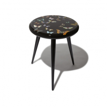 Butterfly Stool by Fornasetti on GIFTLAB in Exceptional Pieces