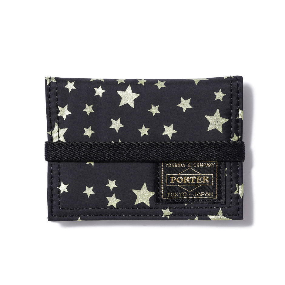 BAND CARD CASE|STELLAR (NEW)|HEAD PORTER ONLINE|ヘッド ポーター オンライン