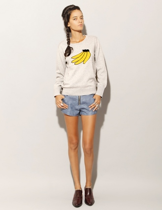 Banana sweater [Dis4034] - $63 : Pixie Market, Fashion-Super-Market