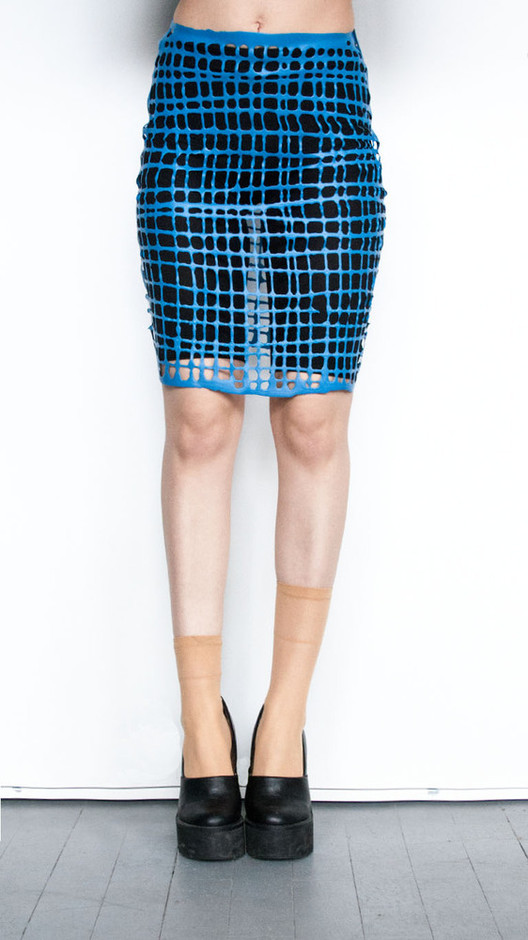 AquaBlue Skirt — URB