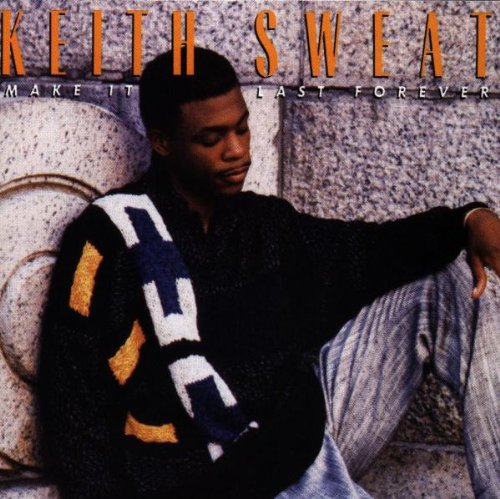 Amazon.co.jp: Make It Last Forever: Keith Sweat: 音楽