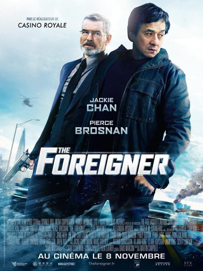 Amazon.com: The Foreigner: Movies & TV