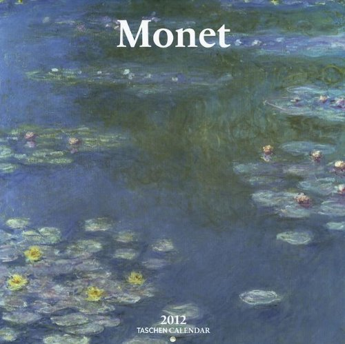 Monet - 2012 (Wall Calendars): TASCHEN: 9783836529525: Amazon.com: Books