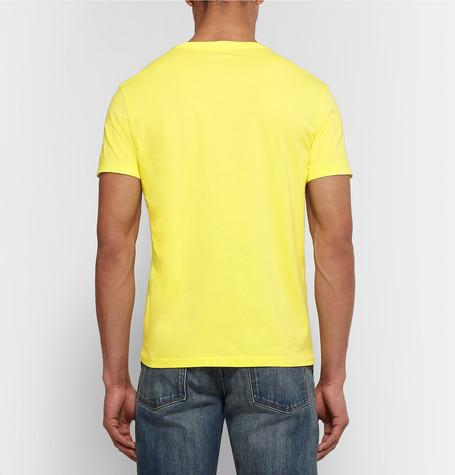 Polo Ralph Lauren - Slim-Fit Cotton-Jersey T-Shirt
