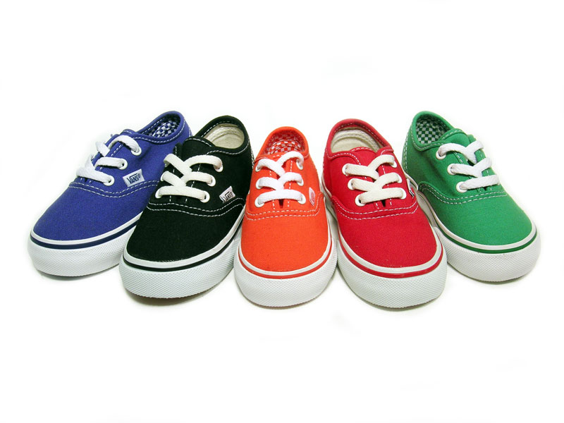 Kids Vans – All Colors « Classic Kicks