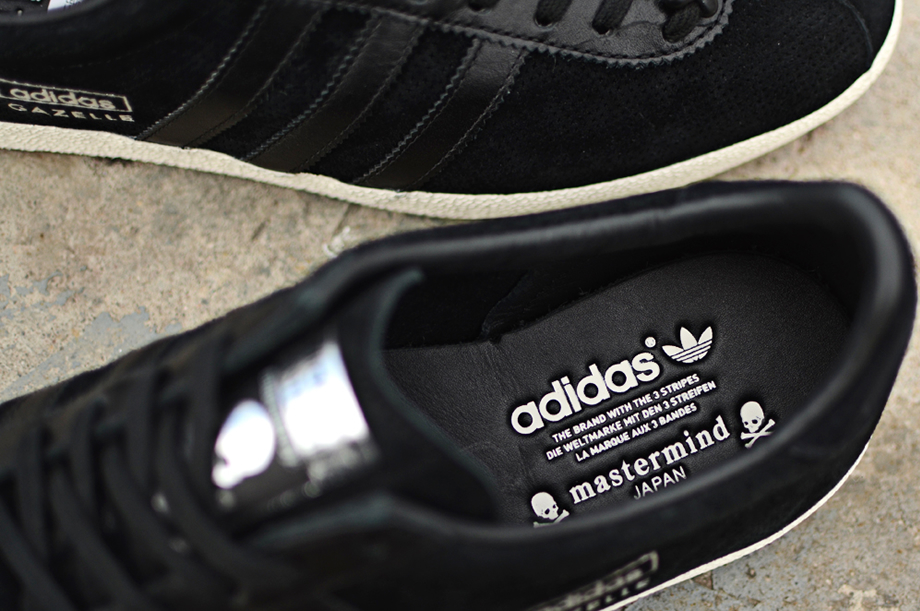 hanon shop :: XNews :: General :: adidas Originals x Mastermind Japan